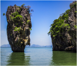 Phang Nga Bay & James Bond Island Thumbnail