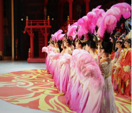 Tang Dynasty Stage Dancing Show (Minimum 6 participants) Thumbnail