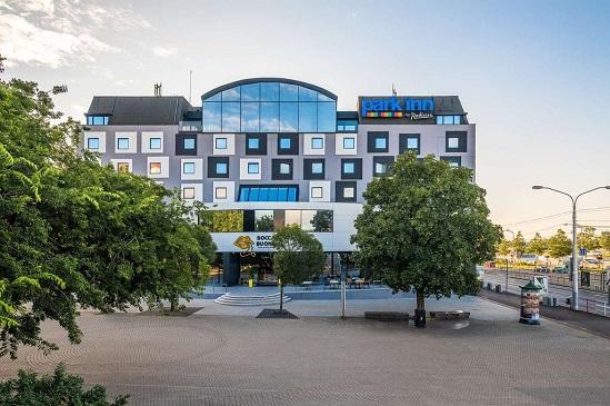 Park Inn by Radisson Danube Bratislava Image