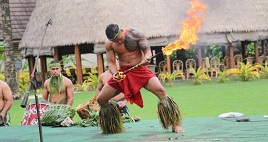 Polynesian Cultural Center Dancing Show with Dinner Thumbnail