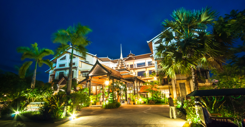 Saem Siemreap Hotel Image