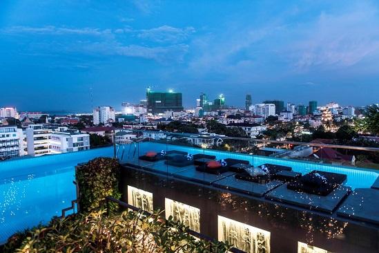 Aquarius Hotel & Urban Resort - Phnom Penh Image